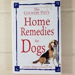 The Country Vet's Home Remedies for Dogs Book